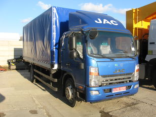 valník s plachtou JAC N120