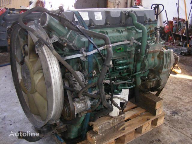 valník s plachtou VOLVO motor D13A 400/440/480 EURO 3