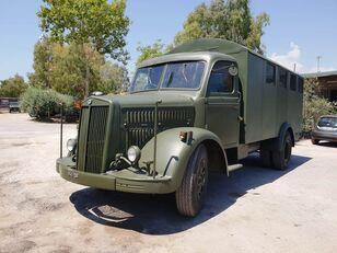vojenský náklaďák FIAT LANCIA ESATAU
