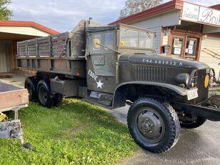vojenský náklaďák GMC 1942   CCKW 353 with winch
