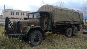 vojenský náklaďák MAGIRUS-DEUTZ JUPITER na náhradné diely