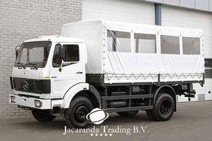 vojenský náklaďák MERCEDES-BENZ 1017