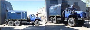 nový vojenský náklaďák URAL Паропромысловая установка ППУА-1600/100 на шасси Урал 4320