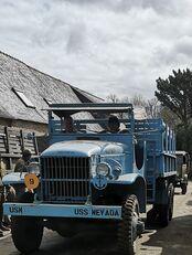 vojenský náklaďák GMC cckw353