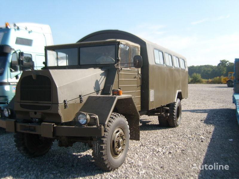 vojenský náklaďák MAN 630.2
