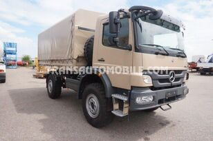 nový vojenský náklaďák MERCEDES-BENZ ATEGO 1317 A