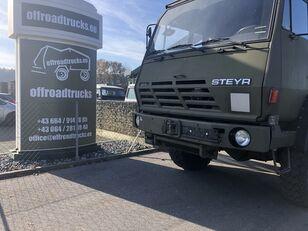 vojenský náklaďák STEYR 1291.320 P43/M 4x4 Pritsche mit Plane