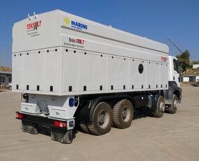 nový vojenský náklaďák TEKFALT basFALT Binding Agent Spreader
