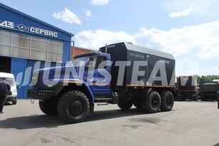 nový vojenský náklaďák UNISTEAM ППУА 1600/100 серии UNISTEAM-M1 УРАЛ NEXT 4320
