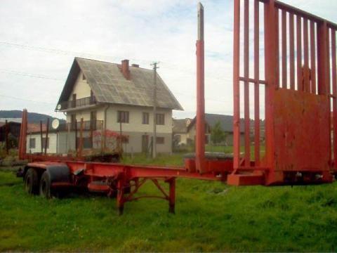 náves na prepravu dreva IWTHL SCHLUTUP FS 4020