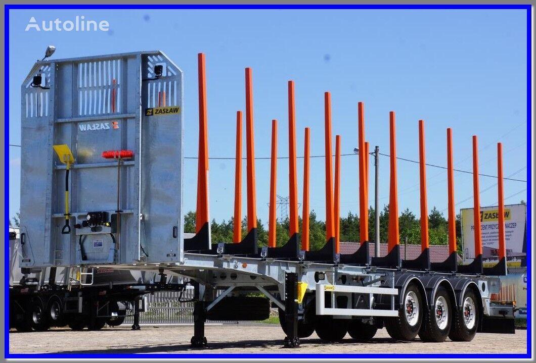 nový náves na prepravu dreva ZASLAW TRAILIS 4.600 kg / 10 pairs of stake, wood carier TIMBER Light !!!