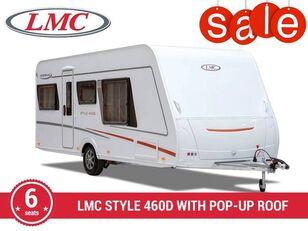 nový obytný príves LMC Munsterlan STYLE 460D (6/2020, 1250 kg)