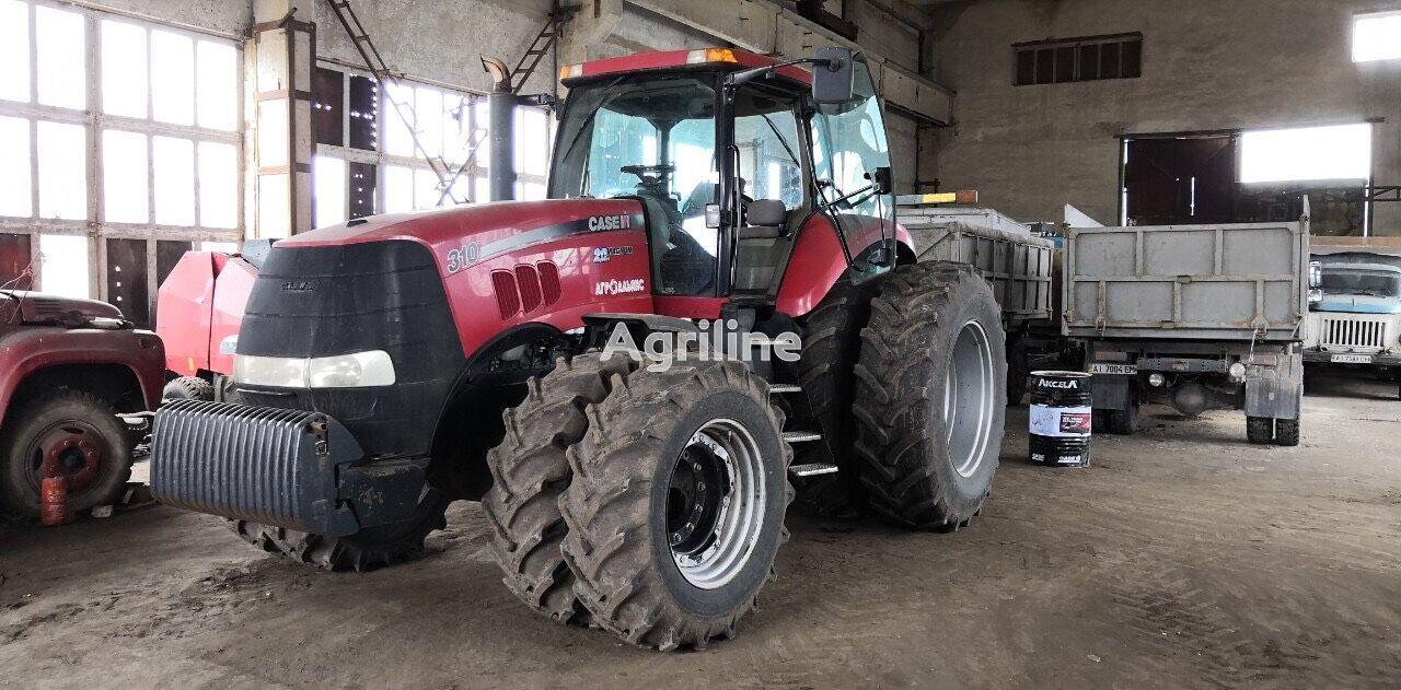 kolesový traktor CASE IH 310 MAGNUM