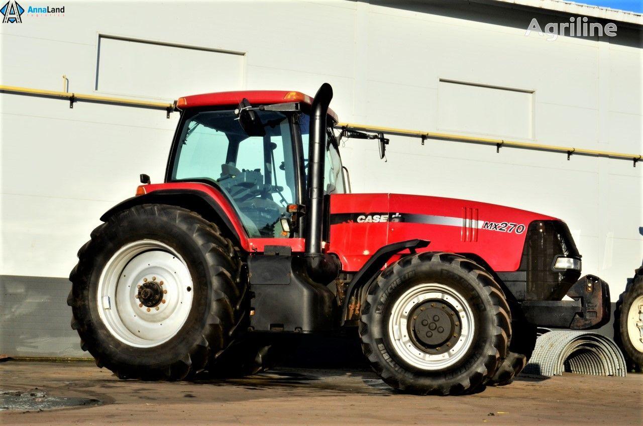 kolesový traktor CASE IH MX 270