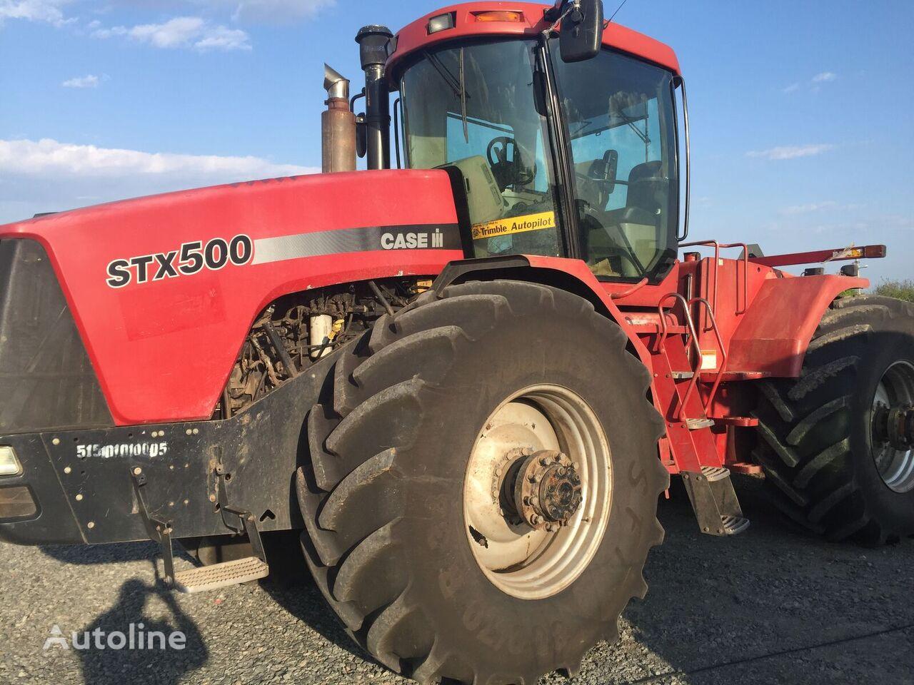 kolesový traktor CASE IH STEIGER 500