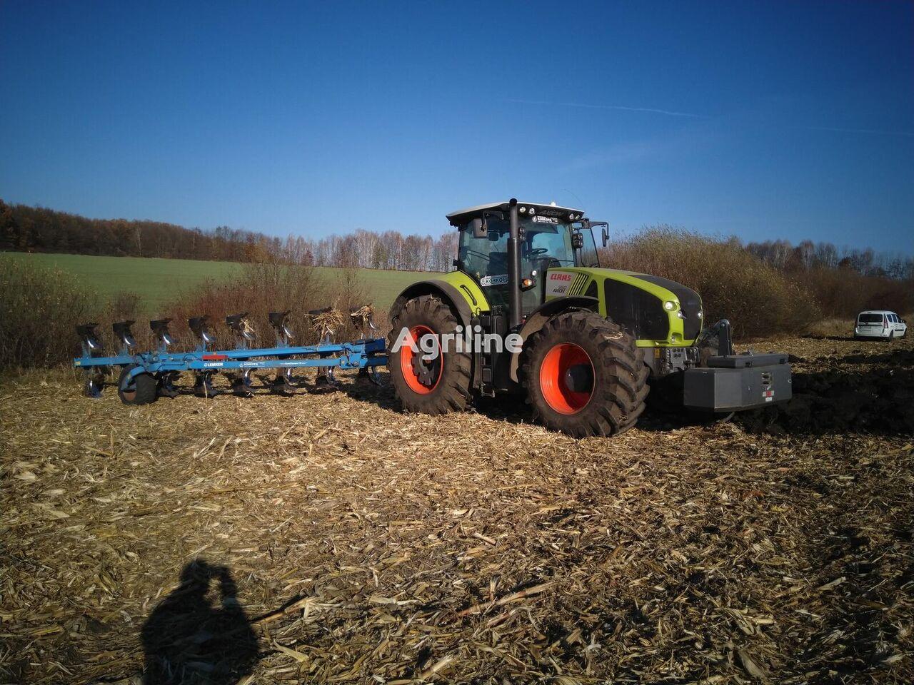 kolesový traktor CLAAS Axion 950