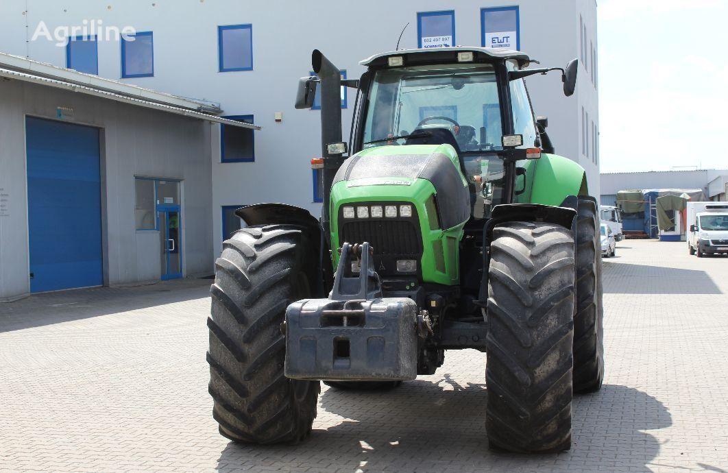 kolesový traktor DEUTZ-FAHR agrotron x720