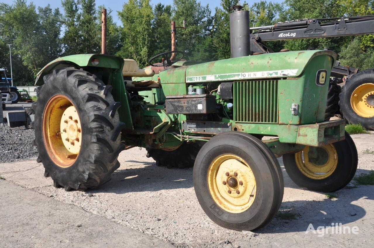 kolesový traktor JOHN DEERE 1020