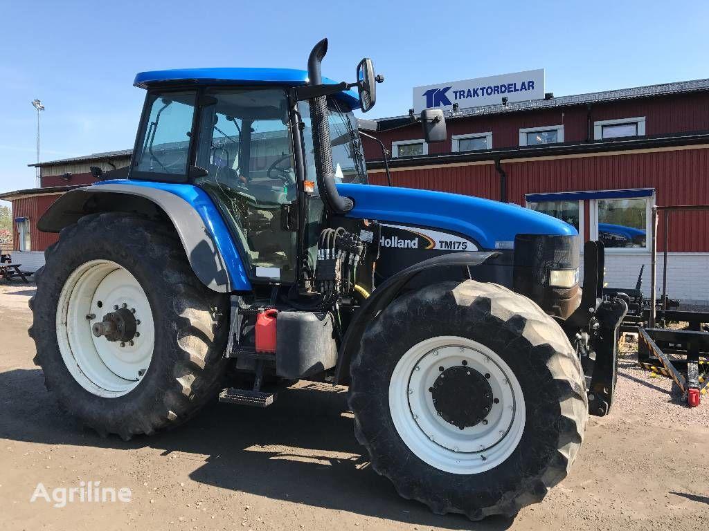 kolesový traktor NEW HOLLAND TM 175 Dismantled for spare parts na náhradné diely