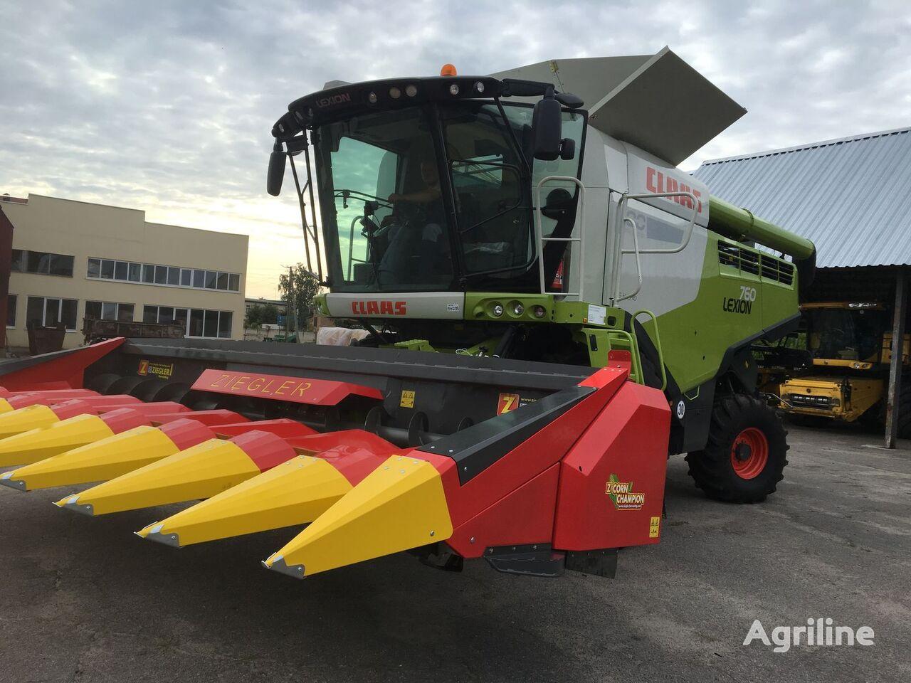 nový kukuričný adapter ZIEGLER CC8S