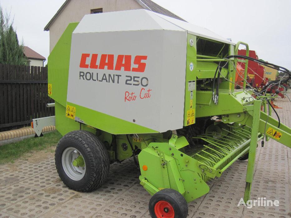 lis na okrúhle balíky CLAAS Rollant 250