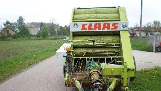 lis na okrúhle balíky CLAAS Rollant 44