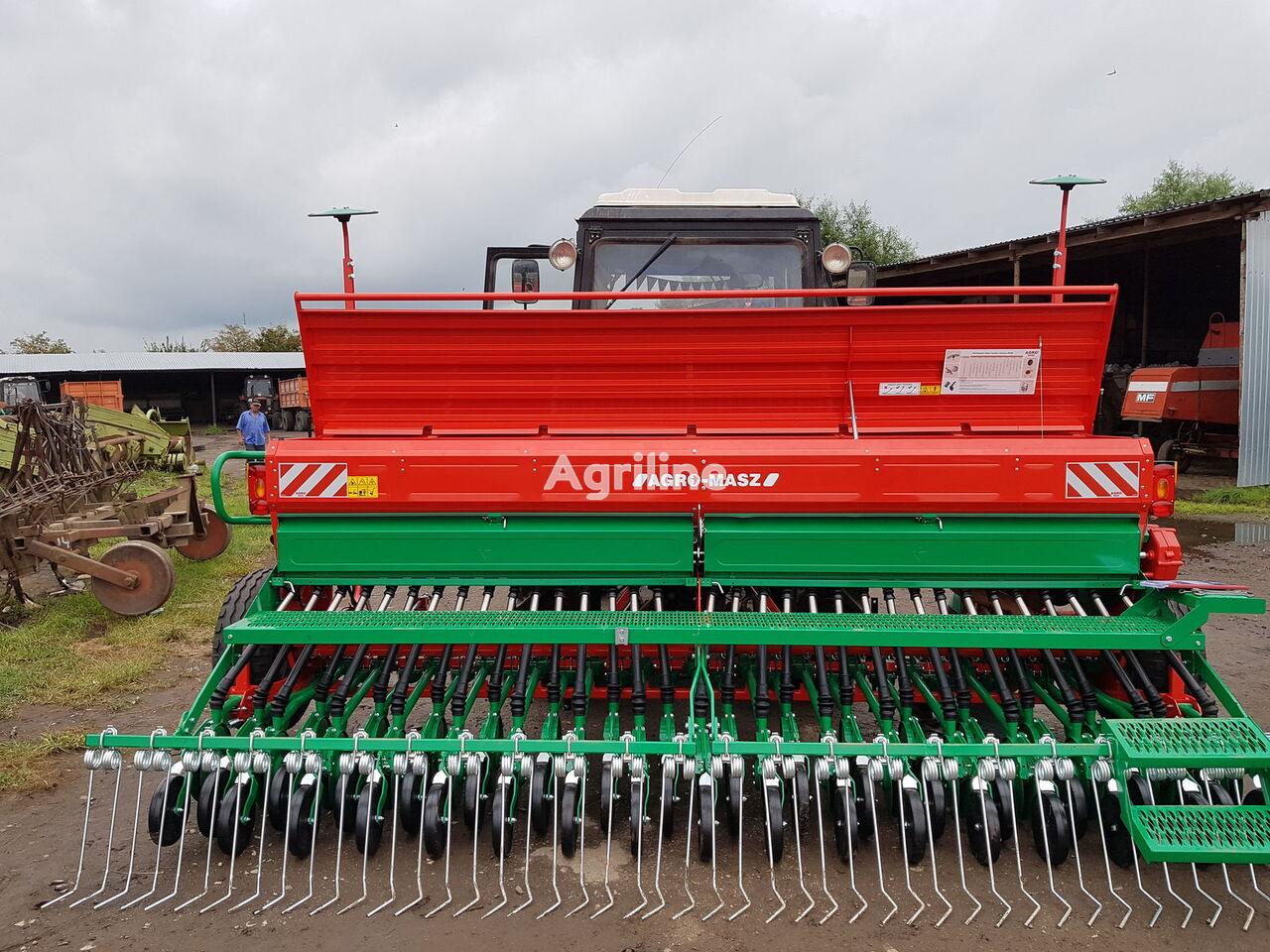 nová mechanická sejačka AGRO-MASZ Sivalka zernova mehanichna nova SR400 II Amazone