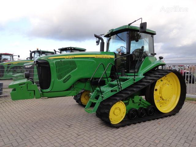 pásový traktor JOHN DEERE 8420 T
