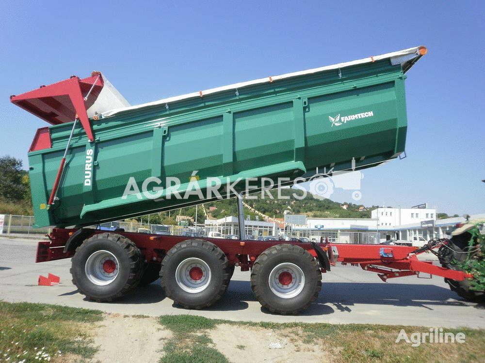 nový príves za traktor FARMTECH DURUS 3000