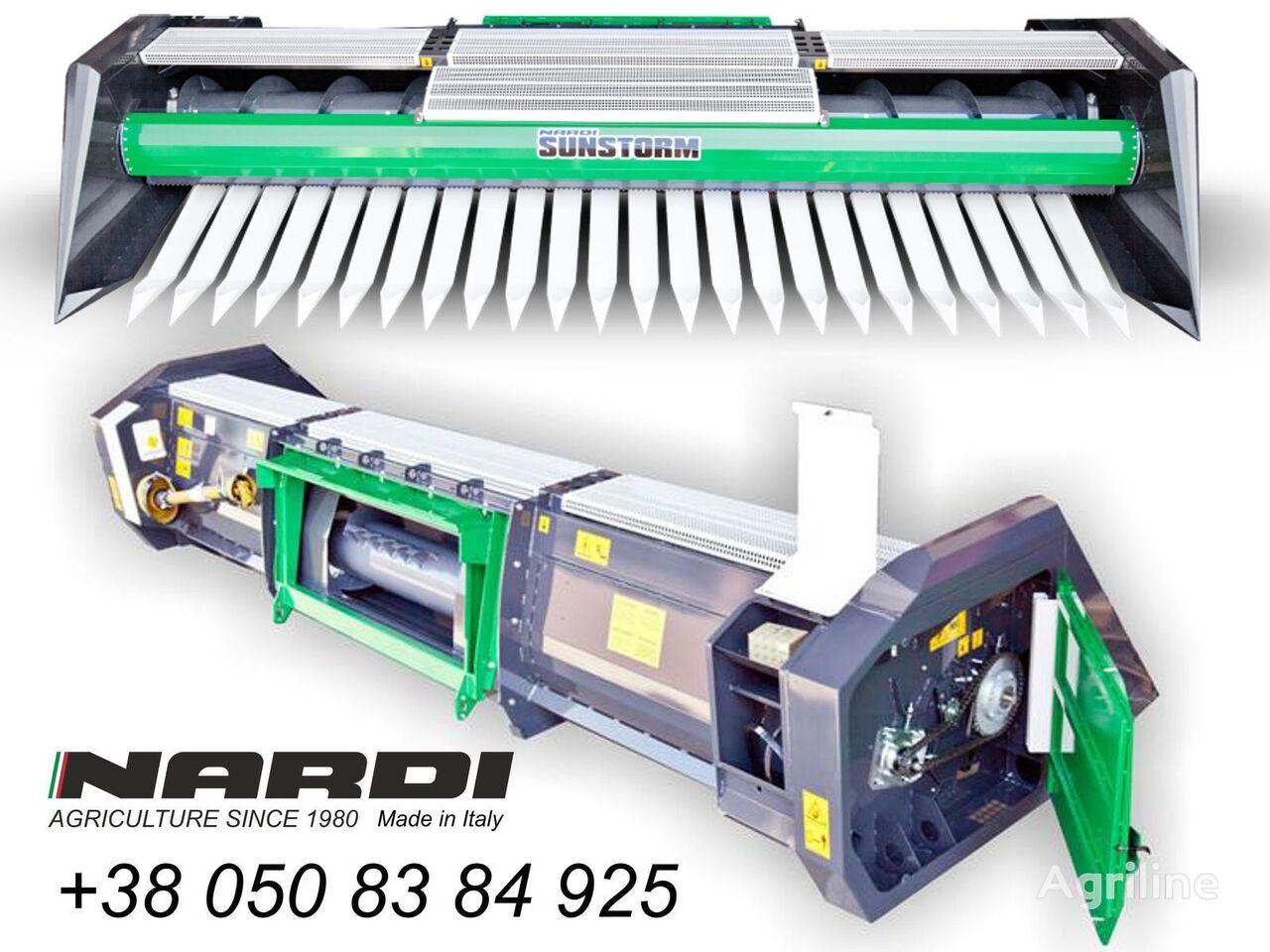 nový slnečnicový adaptér NARDI  SFH 600 6  7.4 9.4 12 metrov
