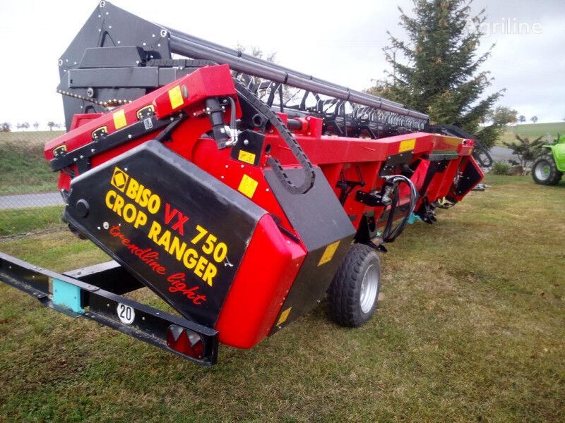 nový žací stroj BISO NEW BISO CROP RANGER VX Crop Ranger Highline / Trendline L