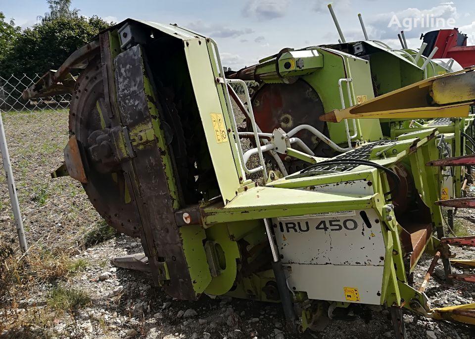 žací stroj CLAAS RU 450 na czesci na náhradné diely