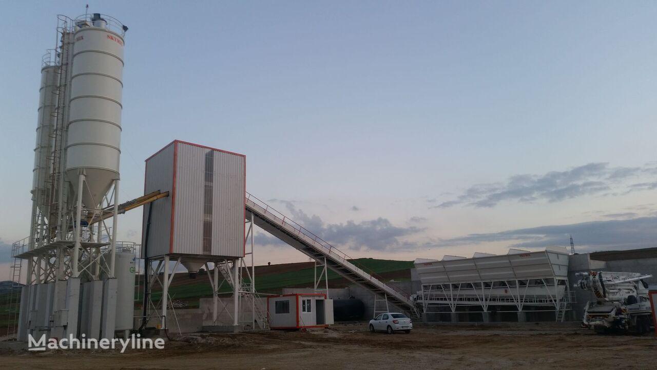nový betonáreň SKYMIX SKY100S