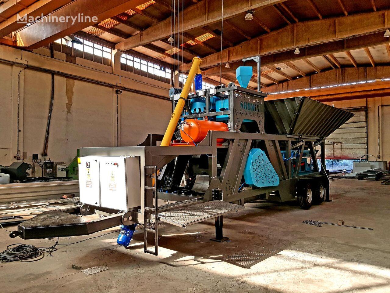 nový betonáreň SKYMIX SKY30MMS