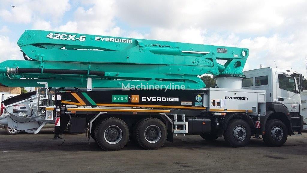 nový čerpadlo na betón EVERDIGM ECP 42 CX 5