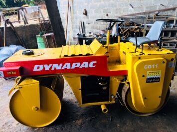 cestný valec DYNAPAC CG11