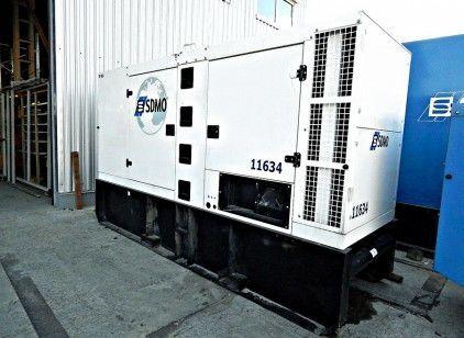 generátor SDMO R165