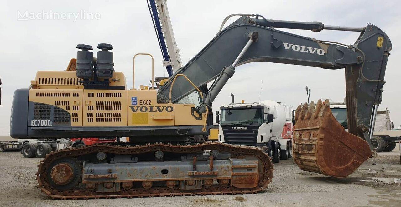 pásové rýpadlo VOLVO EC 700 CL