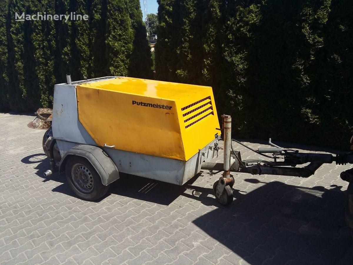 stacionárne čerpadlo betónu PUTZMEISTER M 740 D