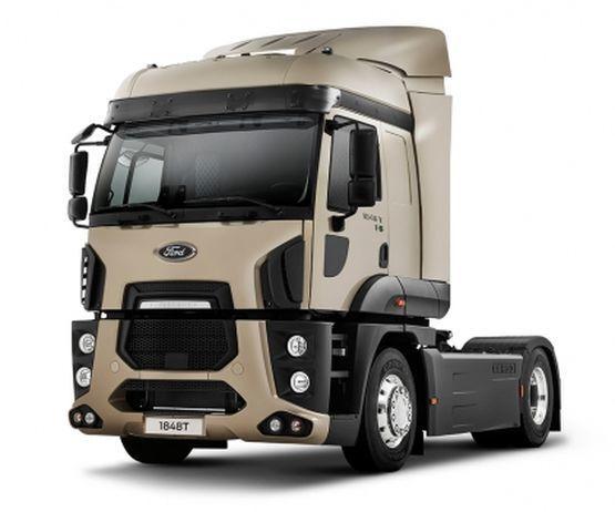 nový ťahač FORD Trucks  1848T