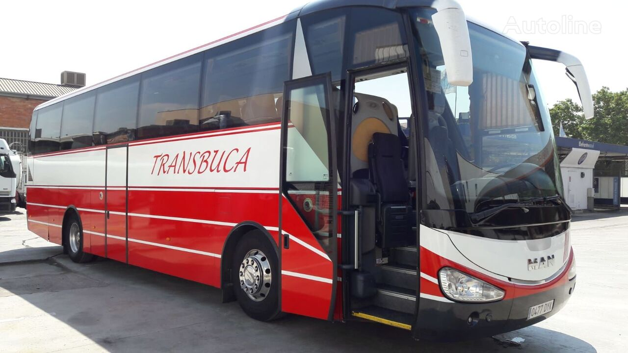 turistický autobus MAN 410 ratio Obradors