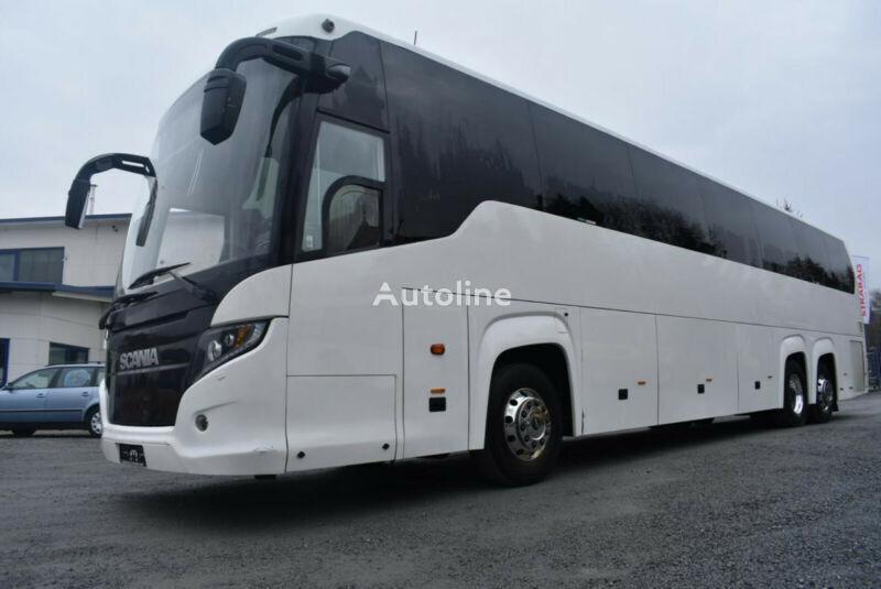 turistický autobus SCANIA HIGER