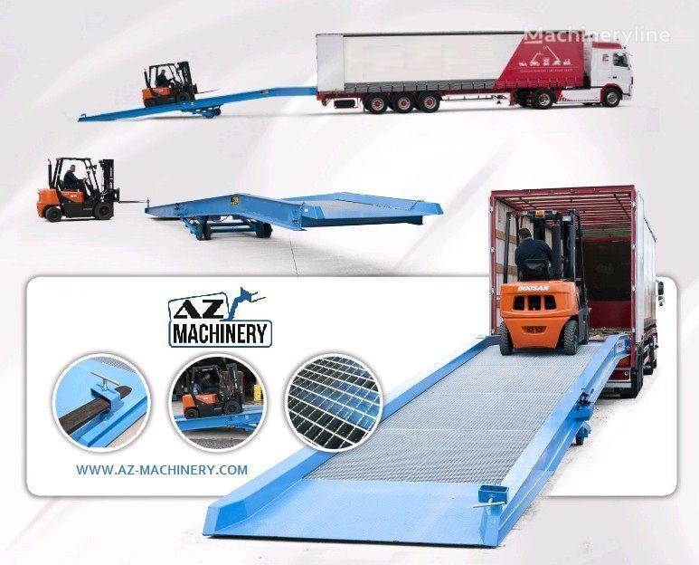 nový mobilná nakladacia rampa AZ-MACHINERY AZ RAMP-EASY 6