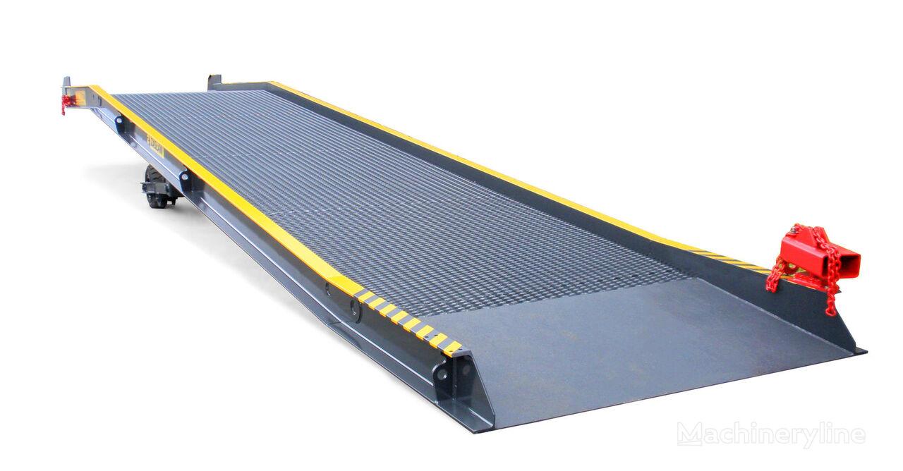 nový mobilná nakladacia rampa MOBILE RAMP RM.07