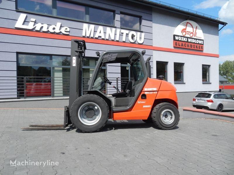 terénny vysokozdvižný vozík MANITOU MH25-4T  4X4 Duplex