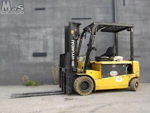 vysokozdvižný vidlicový vozík HYUNDAI 30BH-7 kópia elektrický