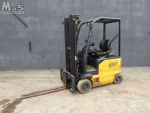 vysokozdvižný vidlicový vozík OM XE16AC  Elektrický