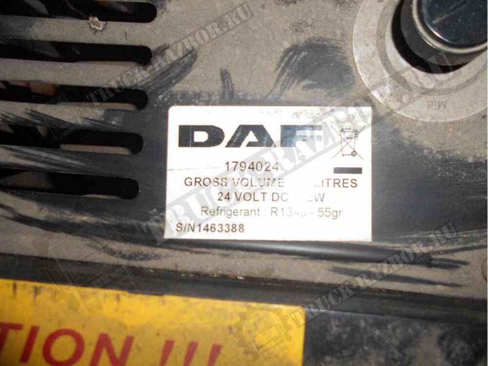 chladiaci agregat DAF