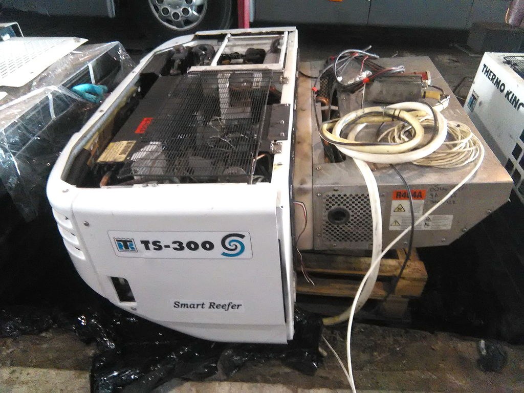 chladiaci agregat THERMO KING - TS 300