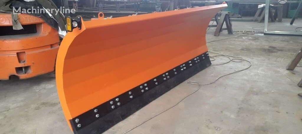 nový snežný pluh HNH Engineering Sniego valytuvas